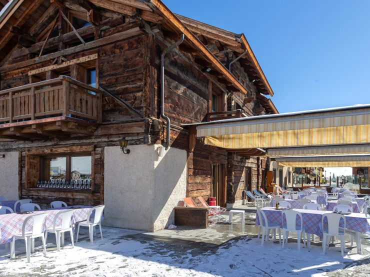 Restaurant and breakfast La Grolla Livigno